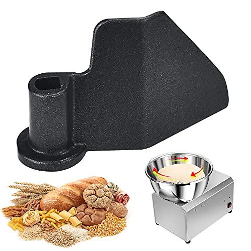 YONGHEX - Paleta para hacer pan, acero al carbono, remo antiadherente, recubierto, remo de remo para máquina de hacer panadería
