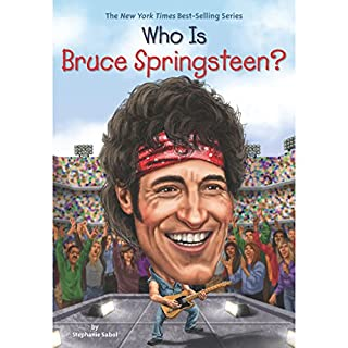 Who Is Bruce Springsteen? cover art