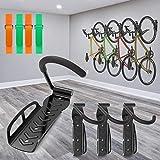 4 Pack Garage Bike Rack Wall...