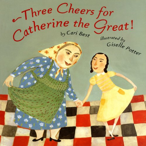 Three Cheers for Catherine the Great audiobook cover art