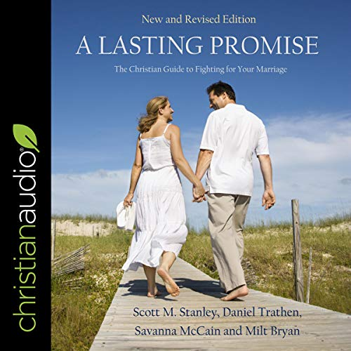 A Lasting Promise audiobook cover art