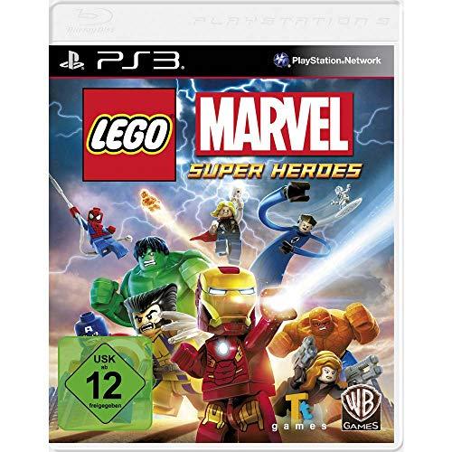 Lego Marvel Super Heroes PS3 USK: 12