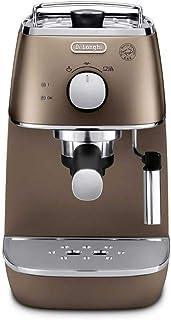 De'Longhi Distinta Pump Espresso Coffee Machine Bronze Colour ECI341.BZ - International Version