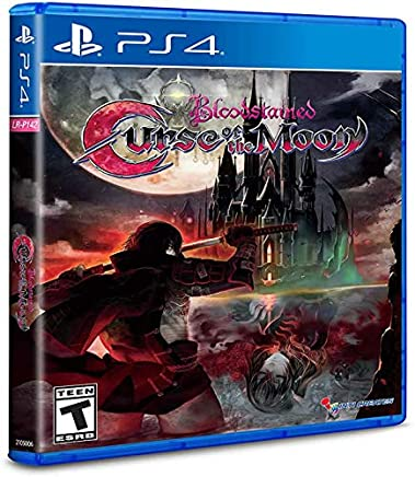 Bloodstained Curse of the Moon - Playstation 4