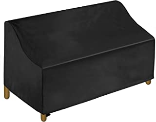 Patio Furniture Cover, Patio Loveseat Cover, Outdoor Sofa Covers Water Resistant, Waterproof and Durable Outdoor Furniture...