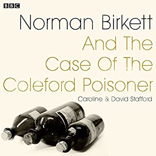Norman Birkett and the Case of the Coleford Poisoner cover art