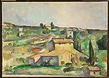 Berkin Arts Paul Cezanne Giclee Kunstdruckpapier Kunstdruck