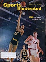 Sports Illustrated January 24 1966 Ralph Miller/Iowa Hawkeyes on Cover, Billy Kidd/Olympic Skier, Florida Golf, John Galbreath (the economist)