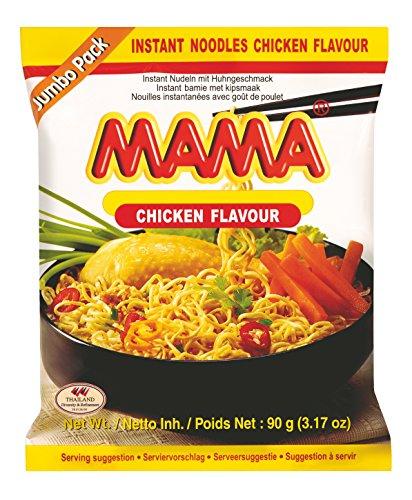 Mama Fideos Instantáneos, Pollo 90 g