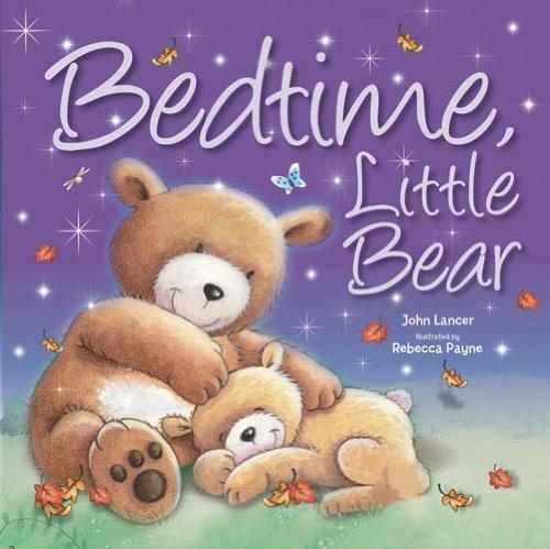Bedtime Little Bear (Picture Flats) by [John Lancer]