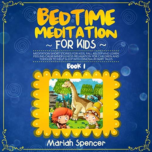 Bedtime Meditation for Kids audiobook cover art