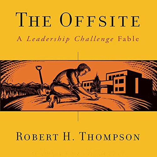 The Offsite audiobook cover art
