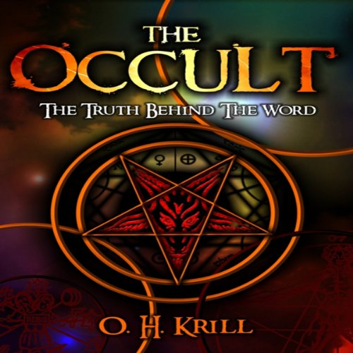 The Occult: audiobook cover art