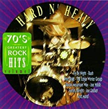 Vol. 1-Hard N' Heavy By 70's Greatest Rock Hits (Series) (1991-04-17)