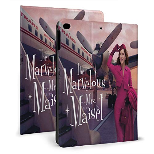 The Mar_Velous Mr_S.Ma_Isel - Funda para iPad 2017/2018 (24,7 cm)