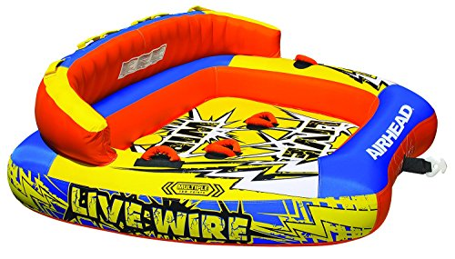 Airhead , aufblasbar ahlw-3 Live Wire 3-Rider Towable