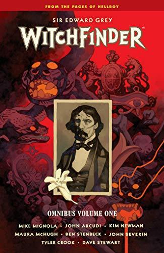 Witchfinder Omnibus Volume 1 (Sir Edward Grey Witchfinder)