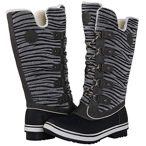 (68% OFF Deal) Women's Stella Winter Snow Boots $25.99