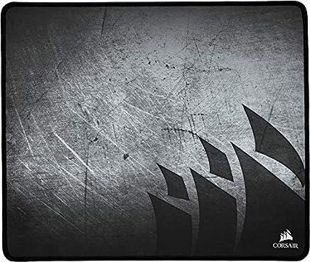 4a16584b2dc Corsair MM300 Tapis de Souris Gaming (Moyen, Anti-Effilochement) Noir/Gris