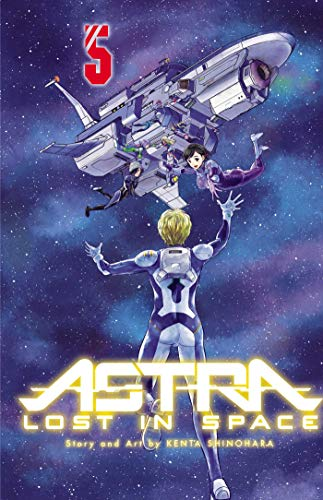 Astra Lost in Space, Vol. 5 [Idioma Inglés]