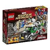 Lego Heroes Marvel El Ataque Del Dr Octopus
