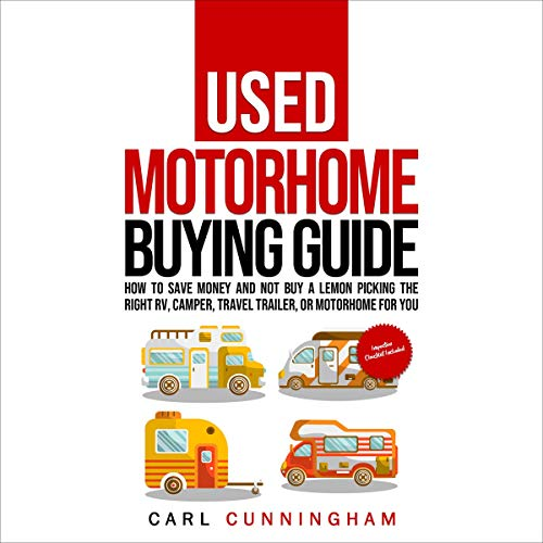 Used Motorhome Buying Guide cover art