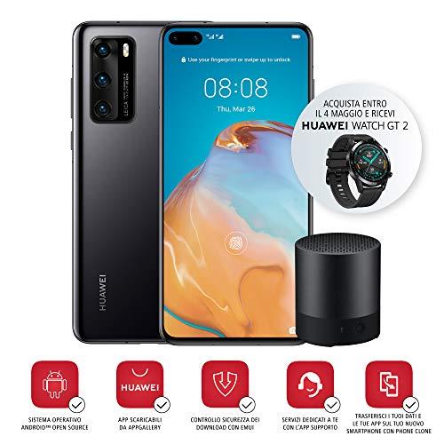 Huawei P40 Smartphone e Bluetooth Speaker, Acoustic Display...