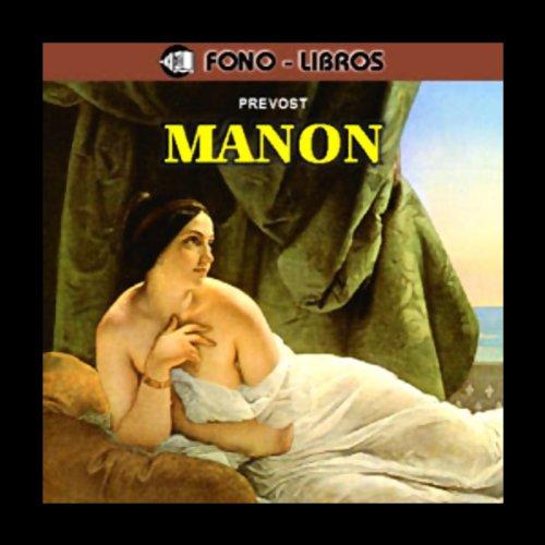 Manon audiobook cover art