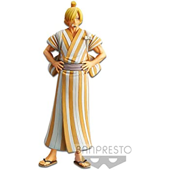 Bandai México Banpresto One Piece Sanji Wanokuni,