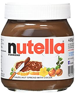 Nutella 400 g (Pack of 6) (B00498YJ42) | Amazon price tracker / tracking, Amazon price history charts, Amazon price watches, Amazon price drop alerts