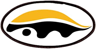 CafePress - Honey Badger - Patch, 4x2in Printed Novelty Applique Patch