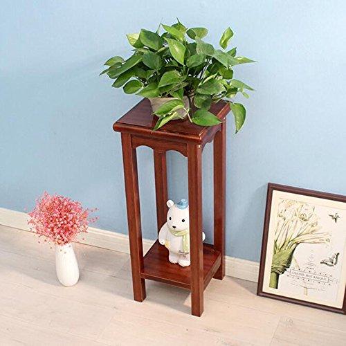 Étagères à fleurs polyvalentes Plancher de fleur de plancher étagère à plusieurs étages pour balcon salon intérieur Pour intérieur et extérieur (taille : 70cm)