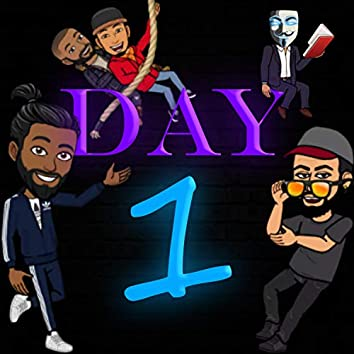 DAY 1 (feat. Lewi v2, S Biggz, the Definition, thedefinitionofficial & Dr34m)