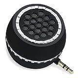 CAICOME Mini Altoparlante Portatile, Mini Altoparlante per Cellulare con Interfaccia Audio Aux da 3,5 mm per...