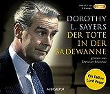 Der Tote in der Badewanne (MP3-CD) - 1 MP3-CD mt 370 Min.