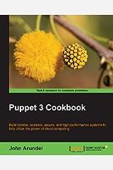 Puppet 3 Cookbook Kindle Edition