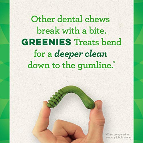 Greenies Original Natural Dental Treats