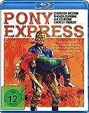 El triunfo de Buffalo Bill / Pony Express [ Origen Alemán, Ningun Idioma Espanol ] (Blu-Ray)