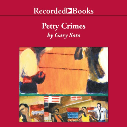 Petty Crimes  audiobook cover art