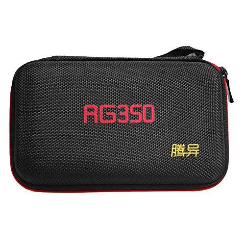 Spiel Konsole Tasche Netz Taschen Reise Tragetasche Tragbar Abdeckung mit Schlüsselband Retro Aufbewahrung Schutz Handtasche Harte Eva Wasserfest für RG350