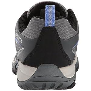 Merrell Women's Siren Edge Shoe, Grey, 8 M US