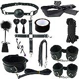 E-DIDI El plan de entrenamiento define 10 pequeños juguetes mono de piel de felpa, trajes y vestidos negro—A456
