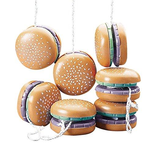 Elfen und Zwerge 6X Burger JoJo Hamburger Giveaway Kindergeburtstag Party Mitbringsel Geburtstag