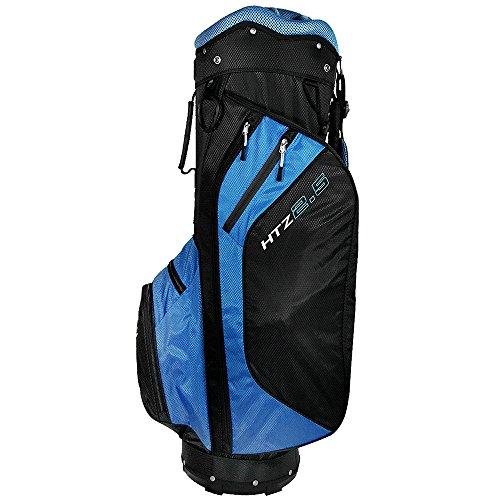 Hot-Z 2017 Golf 2.5 Cart Bag, Deep Sea Blue
