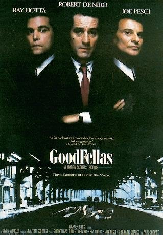 Close Up Goodfellas Poster (68cm x 98cm) + Ü-Poster