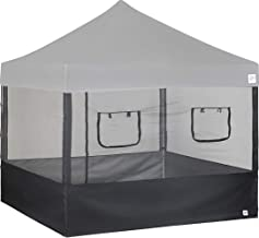 fire retardant food tent
