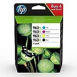 Hewlett Packard 3YP35AE#BGX Adecuado para OJ Pro 9010 Tinta Multicolor