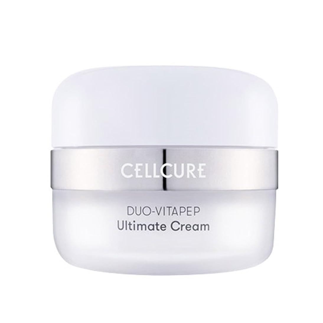 お手入れ暗黙助けてCellcure Duo-Vitapep Ultimate Cream セルキュアデュオヴィータペップクリーム (50ml)