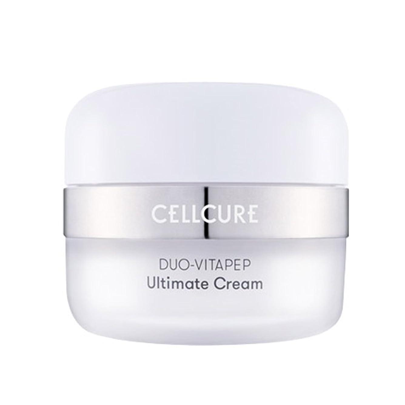 視力安価な後Cellcure Duo-Vitapep Ultimate Cream セルキュアデュオヴィータペップクリーム (50ml)