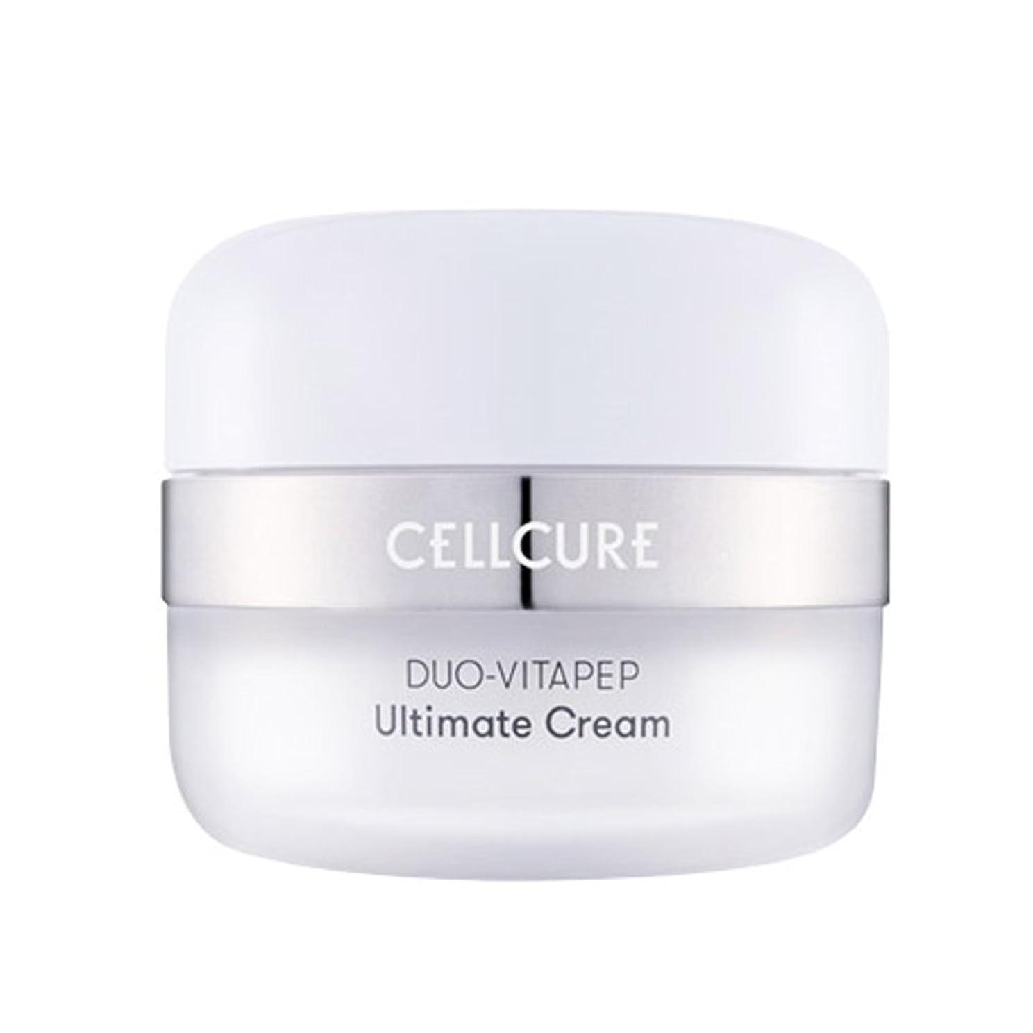 露骨な決めますモデレータCellcure Duo-Vitapep Ultimate Cream セルキュアデュオヴィータペップクリーム (50ml)